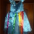 Отдается в дар Платье для девочки рост до 110