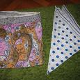 Отдается в дар шейные платочки, косынки