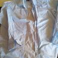 Отдается в дар Рубашка мужская новая на 52 размер и новый галстук