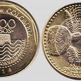Отдается в дар монета Колумбии