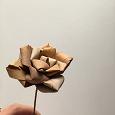 Отдается в дар роза из бересты