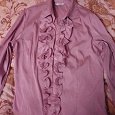 Отдается в дар Женская блузка, 52 размер