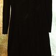 Отдается в дар Платье трикотажное длинное, размер 54