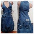 Отдается в дар Платье — сарафан Bonny Jeans.