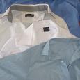 Отдается в дар рубашки школьные на мальчика 10 лет