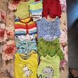 Отдается в дар Детские вещи на лето