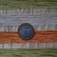 Отдается в дар Монета биметалл