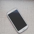 Отдается в дар Смартфон Samsung galaxy s3 белый. Рабочий