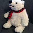 Отдается в дар Белый медведь :3