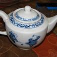 Отдается в дар чайник в коллекцию