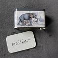 Отдается в дар Баночки для чая Слоны
