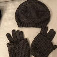 Отдается в дар Утепление на зиму. Шапки, шарфы, гетры.
