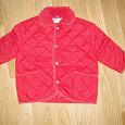 Отдается в дар Куртка на рост 92 — 98 см.