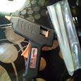 Отдается в дар Клеевой пистолет и два стержня