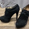 Отдается в дар Женские ботинки 37 размера ItaIta
