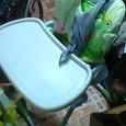 Отдается в дар детский стул для кормления б.у.