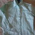 Отдается в дар Рубашка для мальчика р.122-128