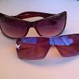 Отдается в дар Детские очки солнцезащитные для девочки
