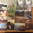 Отдается в дар Коллекция календариков с видами Забайкалья