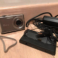 Отдается в дар Фотоаппарат Casio Exilim 10,1 мп