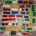 Отдается в дар Детали от конструктора «Лего». Б.у.