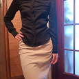 Отдается в дар блузка 42-44 размер, юбка размер 44-46