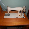 Отдается в дар Швейная машинка Подольск с ножным приводом