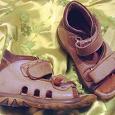 Отдается в дар Детские сандалики 20 размер