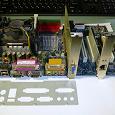 Отдается в дар Комплект для компьютера Pentium 4