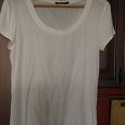Отдается в дар Стильная белая блуза