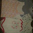 Отдается в дар Детская одежда: футболка, майка, боди маленьким