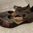 Отдается в дар туфли 37-й размер