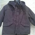 Отдается в дар синяя куртка для мальчика 116/122