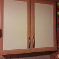Отдается в дар Кухонная мебель + вытяжка