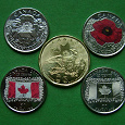 Отдается в дар монеты — Канада