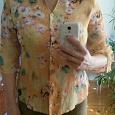 Отдается в дар Блуза женская, р-р 50