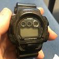 Отдается в дар Часы Casio G-shock, б/у, раритетная модель
