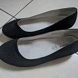 Отдается в дар туфли 35 размер