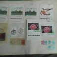 Отдается в дар Картинки с конвертов-СССР-марки, печать Сочи
