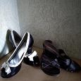 Отдается в дар Обувь жен р 36