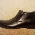Отдается в дар Деми ботинки мужские, 41 размер.