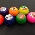 Отдается в дар Мячики «Большой футбол» из Пятёрочки