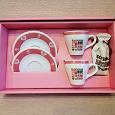 Отдается в дар Подарочный набор кофейных чашечек
