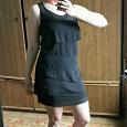 Отдается в дар Чёрное платье Sela