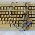 Отдается в дар Клавиатура и мышь PS/2