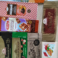 Отдается в дар Много оберток от шоколада