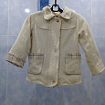 Отдается в дар Пальто/куртка для девочки 3-5 лет