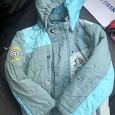 Отдается в дар Куртка демисезонная детская на рост 86-100см
