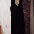 Отдается в дар Коктейльное платье XL