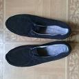 Отдается в дар Туфли замшевые 40 размер